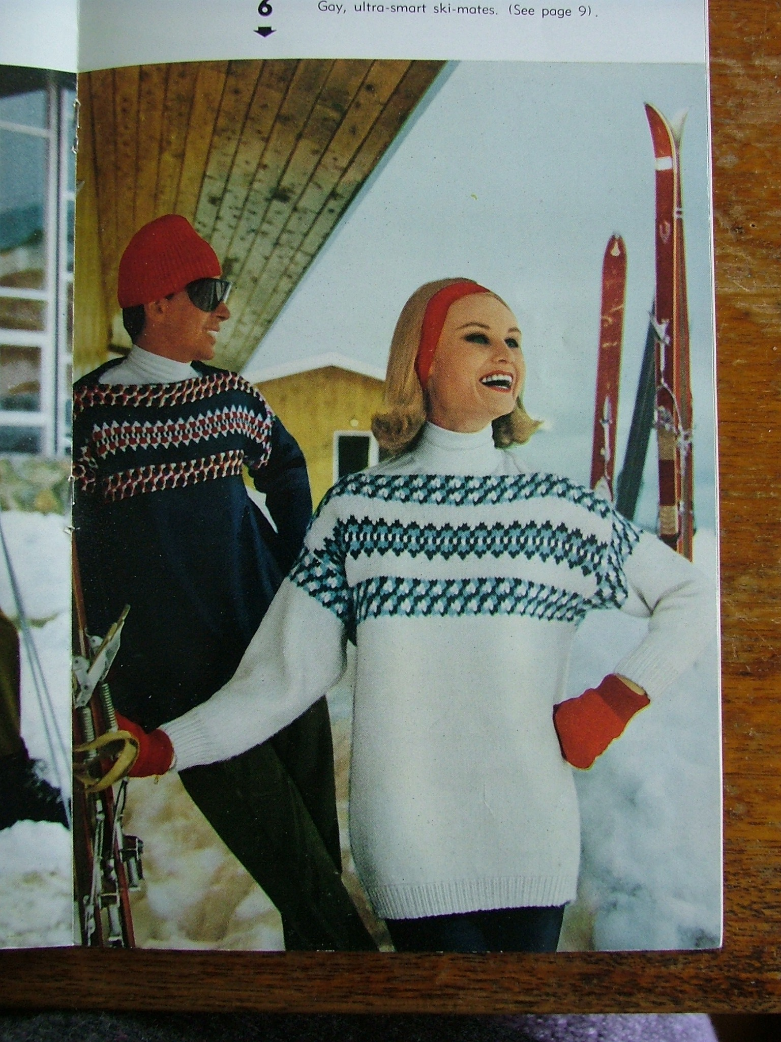 Ski and Sail by villawool p11 photo source:theartofcostume.wordpress.com