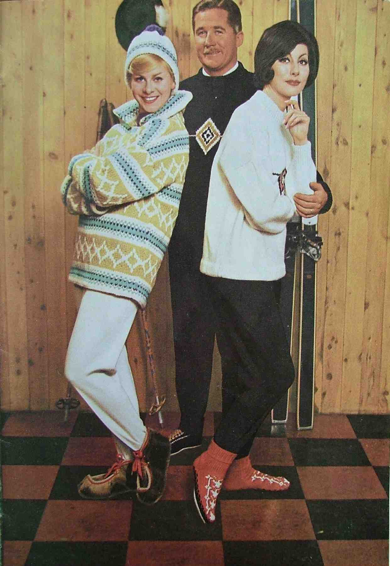 Vacation Knits by Villawool p9 circa 1960 photo source: theartofcostume.wordpress.com