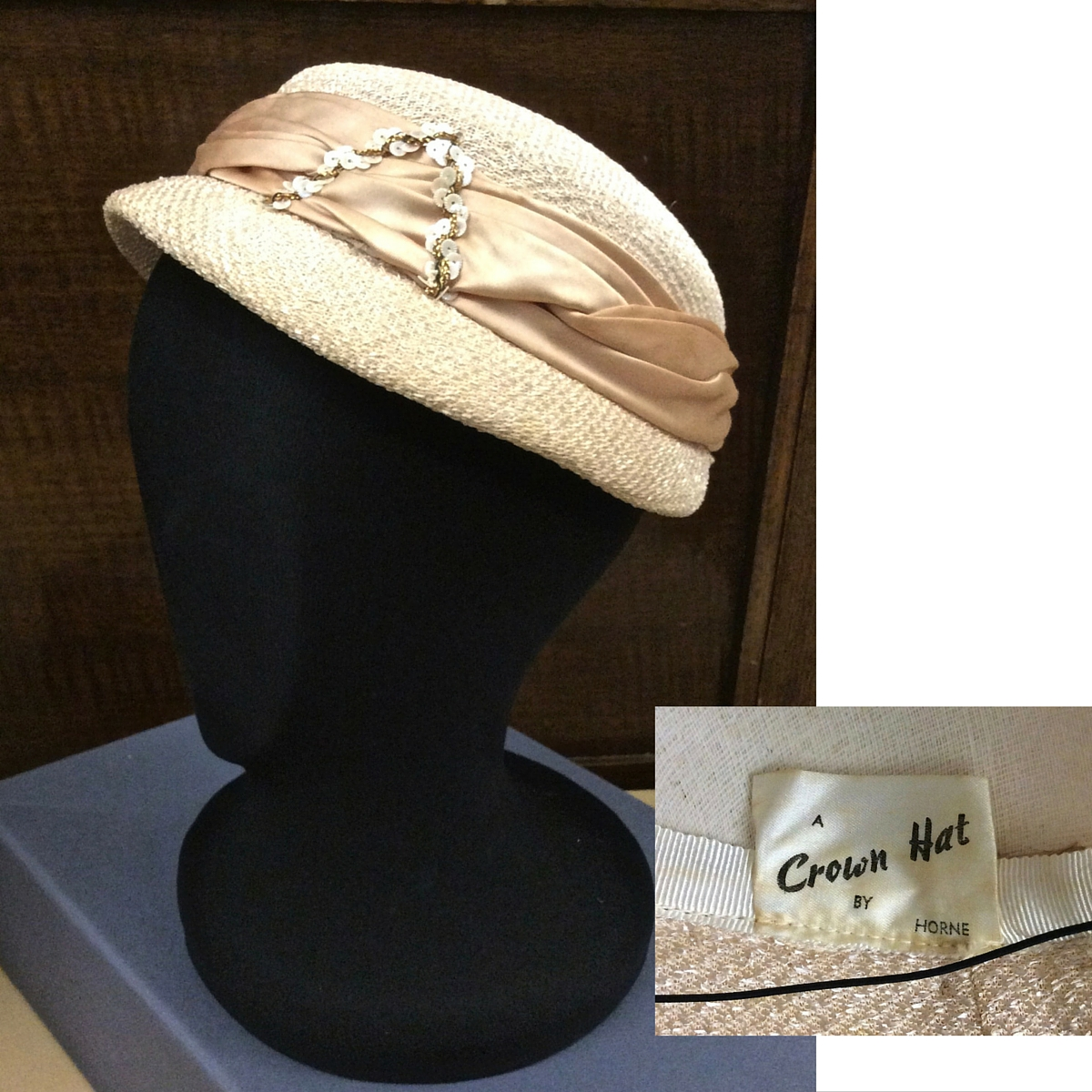 A Crown Hat by Horne
